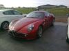 Alfa 8c Competizione Goodwood 2010